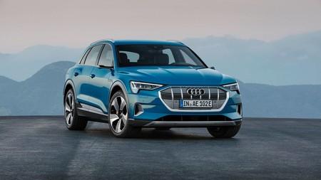 Audi E Tron 2018