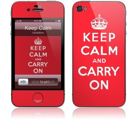 Gelaskins iPhone 4