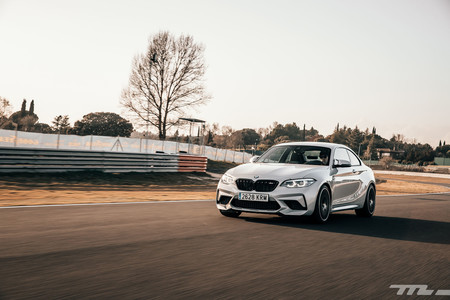 BMW M2 Competition Prueba