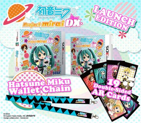 Mirai Dx Launch