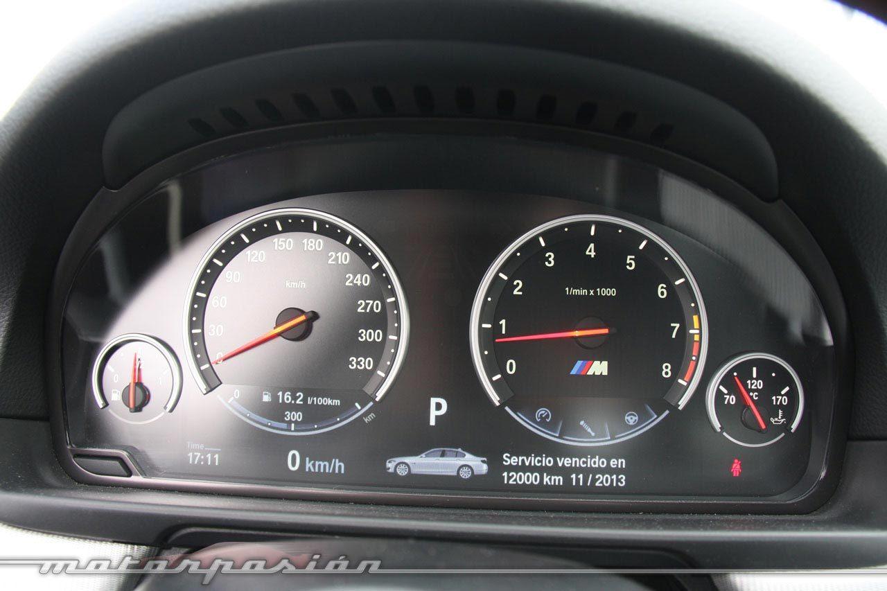 Foto de BMW M5 (Prueba) (85/136)