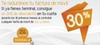 Jazztel aumenta al 30% el descuento en tarifa por renunciar a terminal subvencionado