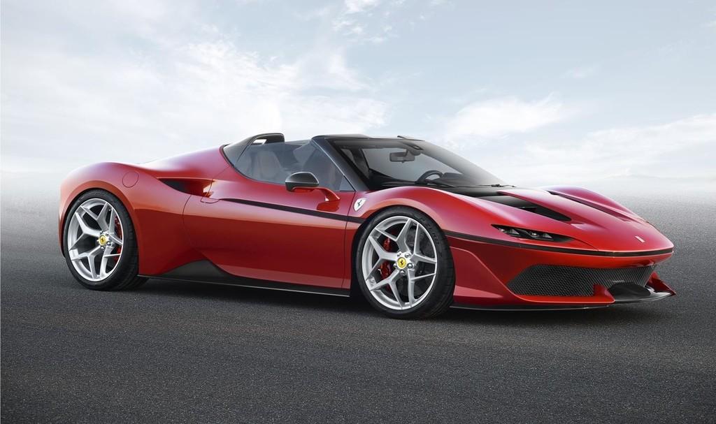 Ferrari J50 2017 1