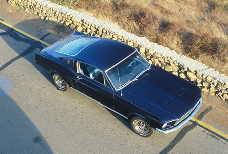 1967 Ford Mustang T-5