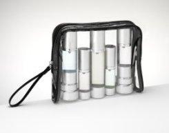 Seguridad en los aeropuertos: Bolsa de diseño para transportar líquidos
