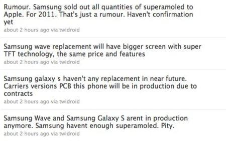 ¿Se queda Samsung sin pantallas SuperAMOLED?, Apple podría tener la culpa