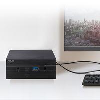 ASUS presenta el PN50, un mini-PC basado en CPUs AMD Ryzen 4000 que apunta buenas maneras para convertirse en tu próximo HTPC