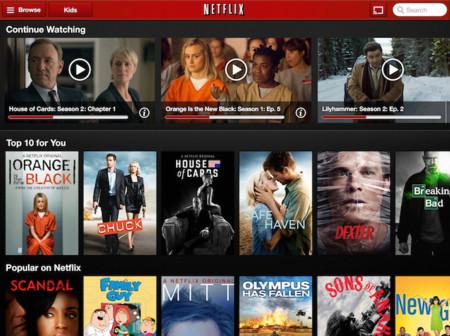 Así será el futuro de la televisión, según Netflix