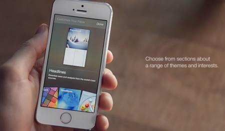 Así es Paper, la nueva (y bonita) aplicación de Facebook