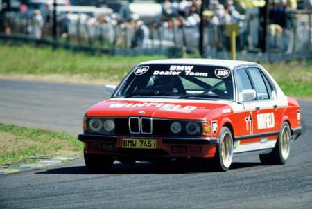 BMW 745i Competición