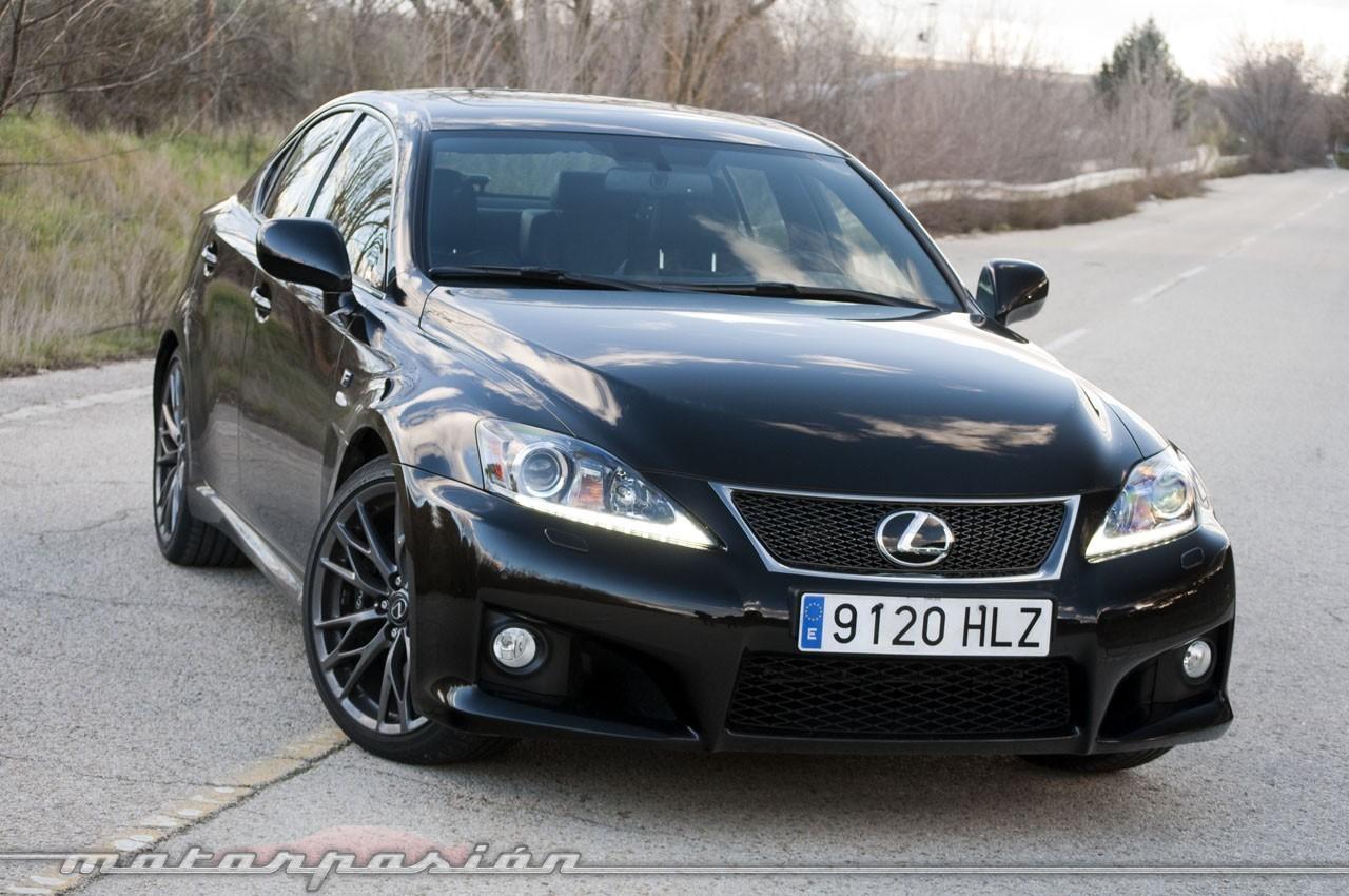 Foto de Lexus IS F (prueba) (1/46)