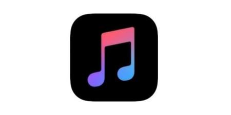 Apple aplica para el registro del icono de Apple Music en negro y abre la puerta a una mayor integración del modo oscuro