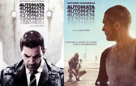 'Autómata', carteles y primeras imágenes de la nueva superproducción del cine español