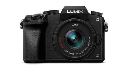 Panasonic Lumix G7 Front