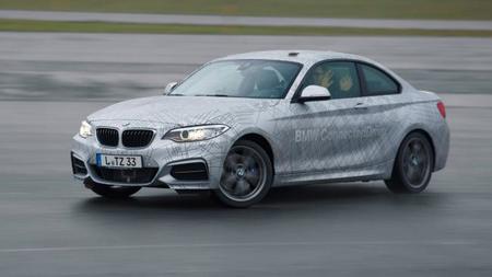 Drifting autónomo de BMW: ahora, picándose con Dai Yoshihara