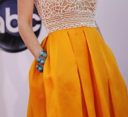 Las mejor y peor vestidas de los Emmy 2012 según los lectores de Trendencias