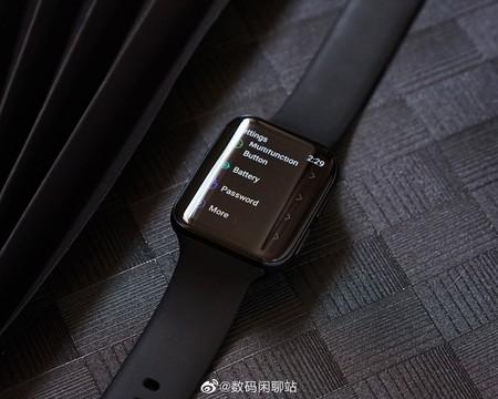 Oppo Watch negro