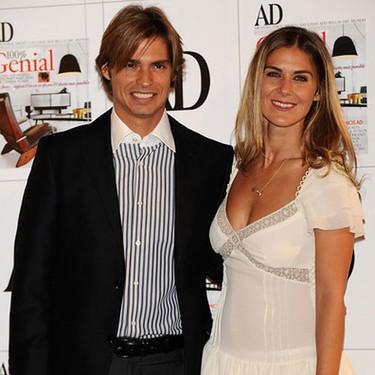 Carlos Baute ya no está colgado de su novia