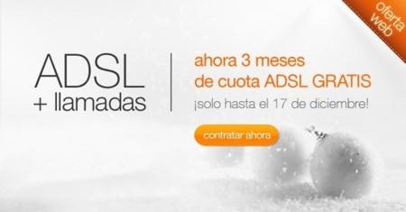 Orange refuerza su oferta de Navidad de Banda Ancha fija con tres cuotas gratis