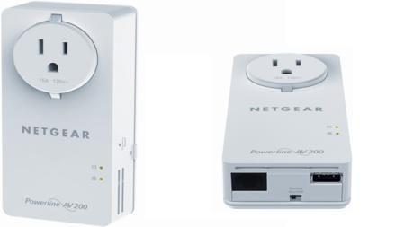 Netgear XAUB2511, PLC para compartir música y conexiones USB en nuestra red doméstica
