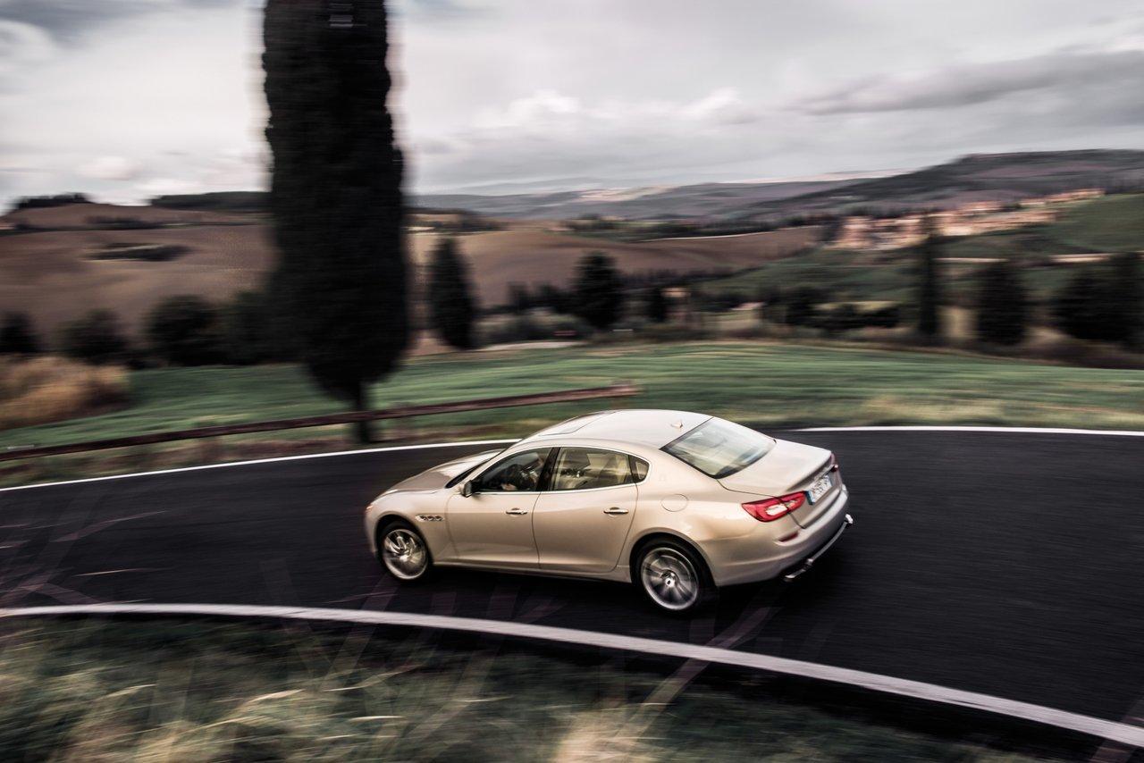 Foto de Maserati Quattroporte (2013) (10/47)