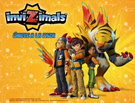 Los Invizimals se estrenan en la televisión con la película Invizimals: La Alianza