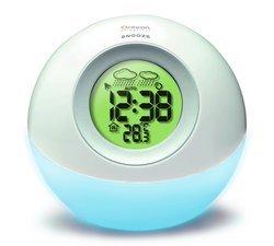 Reloj que cambia de color según la temperatura