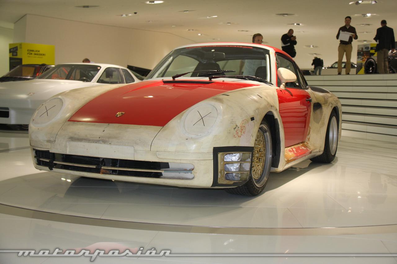Foto de Museo Porsche - Project: Top Secret! (21/54)