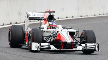 GP de Corea F1 2011: HRT salva una clasificación difícil con una carrera decente