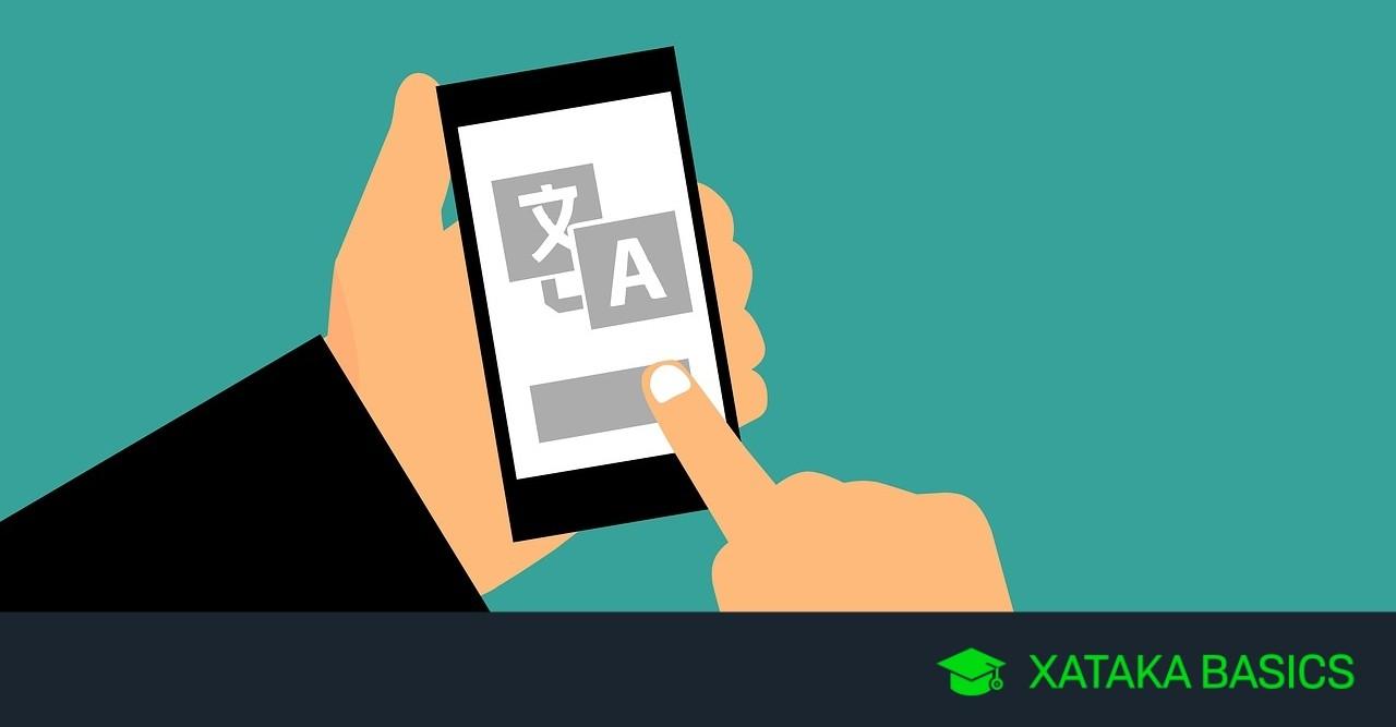 Siete apps para traducir texto con la cámara de tu móvil en tiempo real