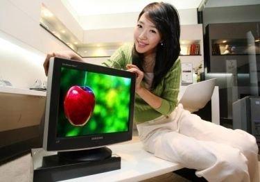 Samsung presenta el monitor CDT más delgado