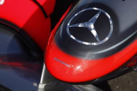 McLaren-Mercedes revisa su política de desarrollos del MP4-24