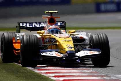 Primeros y merecidos puntos para Nelson Piquet