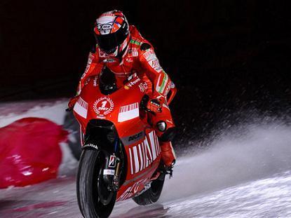 Arranca el 'Wrooom 2008' con la presentación del equipo Ducati