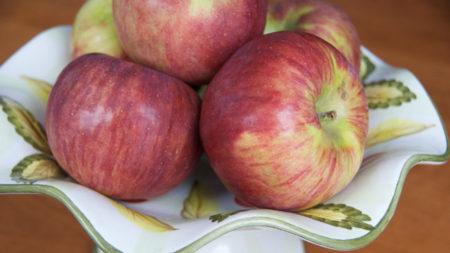 La manzana: una fruta ideal para esta época del año