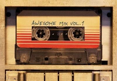 'Guardianes de la Galaxia', la banda sonora de mayor éxito