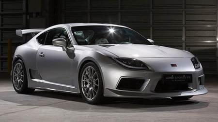El Toyota GRMN Sports FR Concept Platinum nos pone los dientes muy largos: te descubrimos todos sus detalles