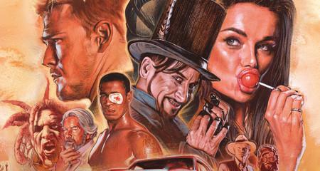 'Blood Drive' es un homenaje al cine de serie B suficientemente gamberro pero no lo bastante ácido