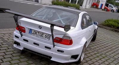 BMW M3 E46 con el motor V10 del M5