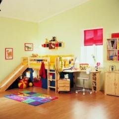 Foto 1 de 7 de la galería elegir-color-paredes-infantiles en Decoesfera