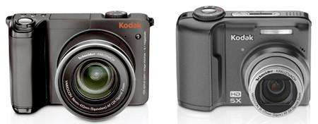 Nuevas cámaras de Kodak
