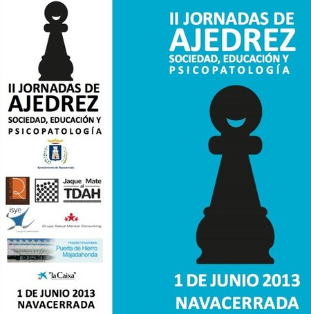 Se han celebrado las II Jornadas de ajedrez, sociedad, educación y psicopatología en Navacerrada