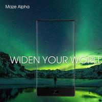 Maze Alpha, con 4GB de RAM y pantalla sin marcos, por 161 euros y envío gratis
