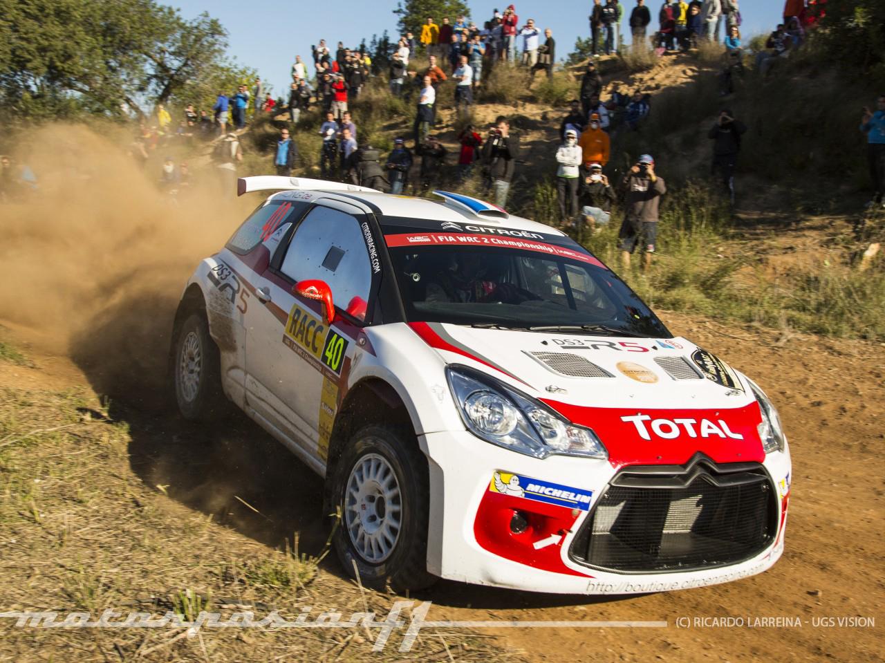 Foto de WRC - Rally de Catalunya 2014 (250/370)
