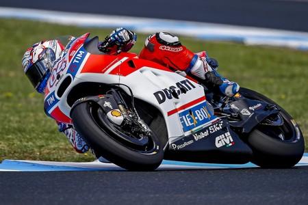 Andrea Dovizioso Motogp Australia 2017 2