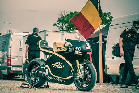 Las motos eléctricas tienen un nuevo reto: Saroléa correrá las 24 Horas de Le Mans