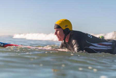 Scott Leason Paddling On Surfboard 11082018