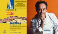 Ferrán Adrià presenta una dieta contra el cáncer en el Congreso Europeo del Cáncer