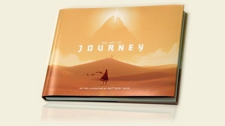 El arte de 'Journey' recibirá un libro muy pronto, y será mágico