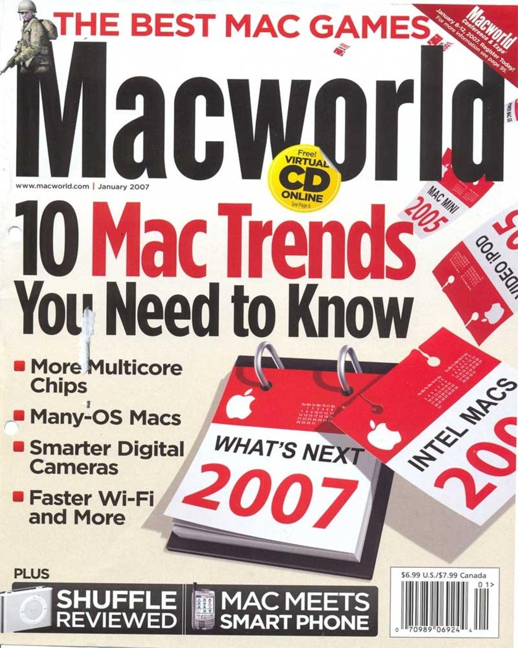 Foto de Revista Macworld (9/16)